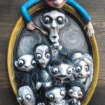 Cagliostrino-Omaggio-Addam-Famiglia-quadro-3d
