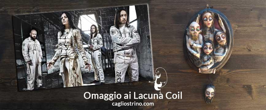 blog Lacuna Coil visti con gli occhi di Serena Pieruccini (Cagliostrino) Dolcemente Tenebroso Lacuna Coil Lucilla Metal