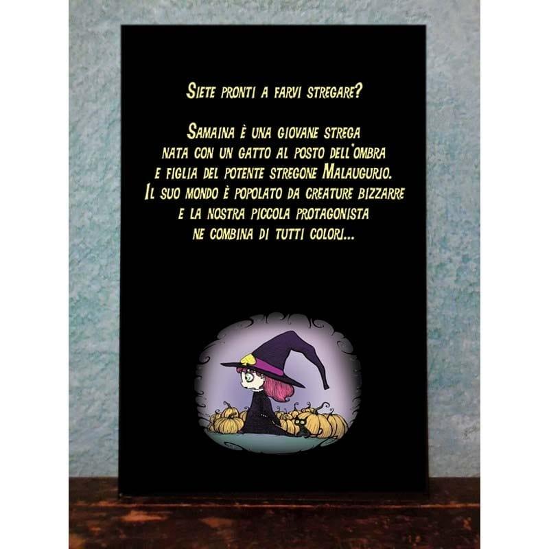 Le avventure di Samaina 1: (In)Canto di Halloween