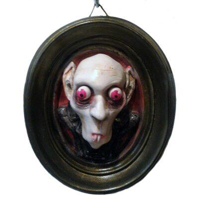 Vampiro Nosferatu Quadro 3D