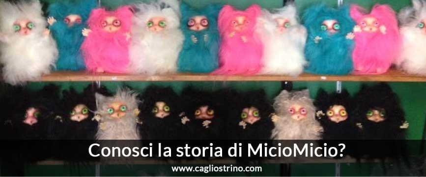 blog La conosci la storia di MicioMicio? Il folletto che si traveste da gatto? fantasy folletto handmade miciomicio peluche