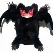 Peluche Peluche Vampistrillo, il vampiro che diventa pipistrello