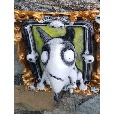 Tim Burton Frankenweenie Quadro 3D