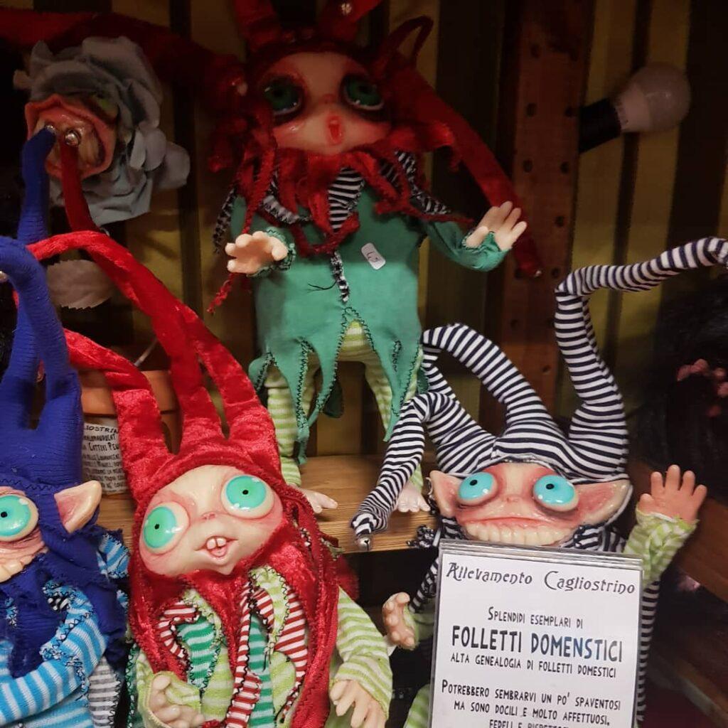 instablog Folletti domestici. Chi conosce le storie del Linchetto? ... elf fantasydolls folletti goblin goblinstagram handmadecrafts instaartist