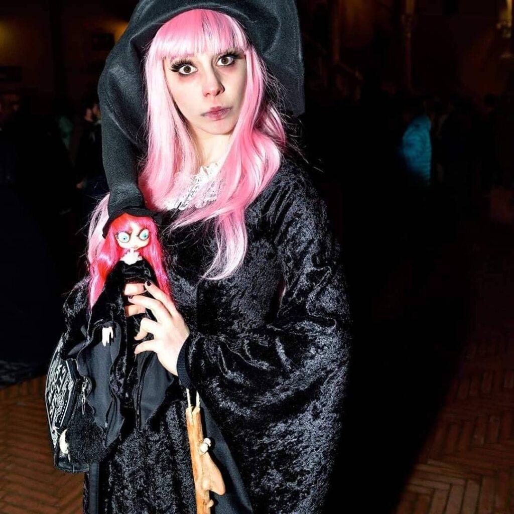 instablog Oh my doll!!!! E nulla, vedo queste cose e penso... penso che sono proprio felic... cagliostrino Cosplay cosplaycommunity cosplayer cosplayers cosplaygirls ombredarte wiccan witch witchdoll