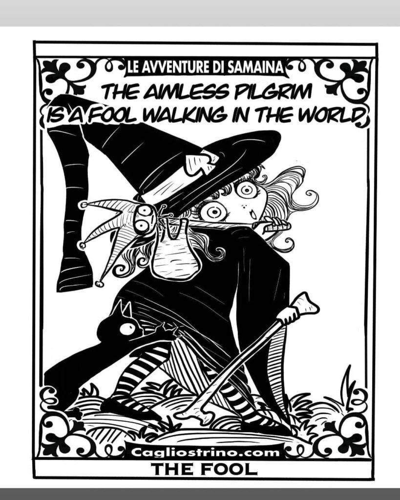 instablog Il pellegrino senza meta è un matto che cammina per il mondo ... arcanimaggiori bruja cagliostrino leavventuredisamaina pagan pasquetta pellegrini pellegrino samaina strega streghe streghetta tarocchi tarot wicca witch witchcommunity witchesofinstagram witchesofinstagram🔮🌙 witchgirl witchofinstagram witchstyle witchy